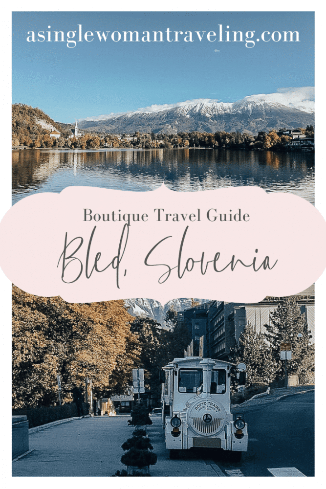 Boutique Travel Guide to Bled